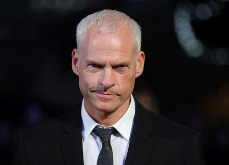 Director Martin McDonagh arrives for the UK premiere screening of 'Three Billboards Outside Ebbing, Missouri', on the closing night of the British Film Institute (BFI) London Film Festival at the Odeon, Leicester Square in central London, Britain October 15, 2107. REUTERS/Luke MacGregor/Files