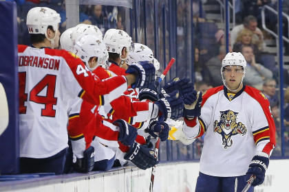 Ekblad isn't satisfied to be in the NHL, he wants to be a difference-maker against the game's best players. (USA Today)