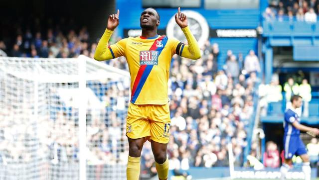 <p><strong>Times home kit worn: 23</strong></p> <p><strong>Times away kit worn: 15</strong></p> <p><strong>Times third kit worn: N/A</strong></p> <br><p>Crystal Palace's lack of a third kit helped them reach the summit as the Premier League side who donned their away kit the most last season. Their all-yellow away design was utilised a lot, as a result of them not being able to play in home colours against teams in blue or red.</p>