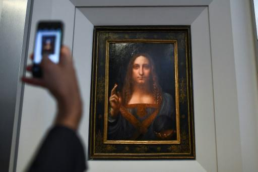 Last privately-owned Da Vinci to go on sale for $100 mn
