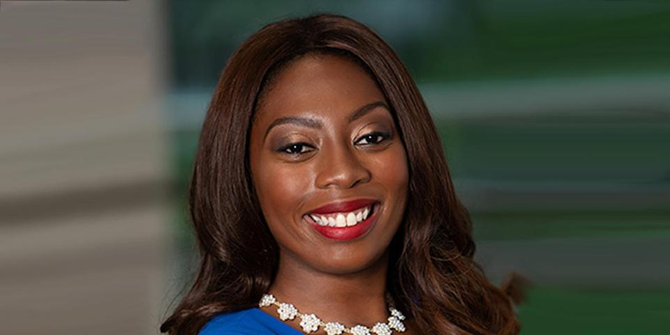 Chanel Frazier, chief of staff to global head of multi-asset strategies and global fixed income, BlackRock