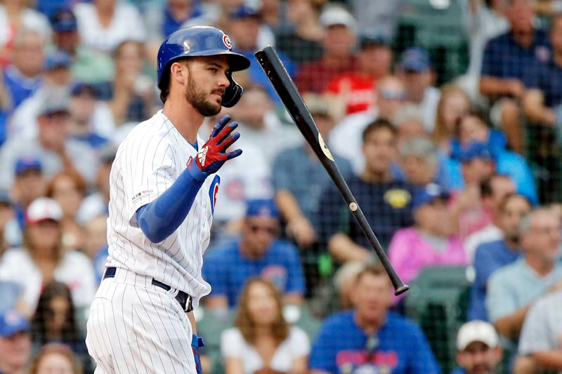 Kris Bryant reportedly lost his free-agency grievance against the Cubs. (Jon Durr-USA TODAY Sports)