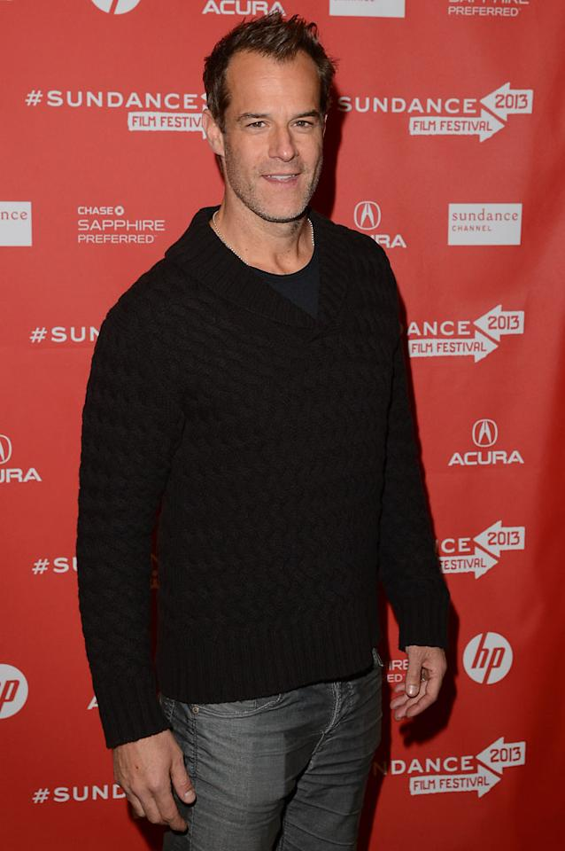 PARK CITY, UT - JANUARY 21:  Actor Josh Stamberg attends the 'Afternoon Delight' premiere at Eccles Center Theatre during the 2013 Sundance Film Festival on January 21, 2013 in Park City, Utah.  (Photo by Jason Merritt/Getty Images)