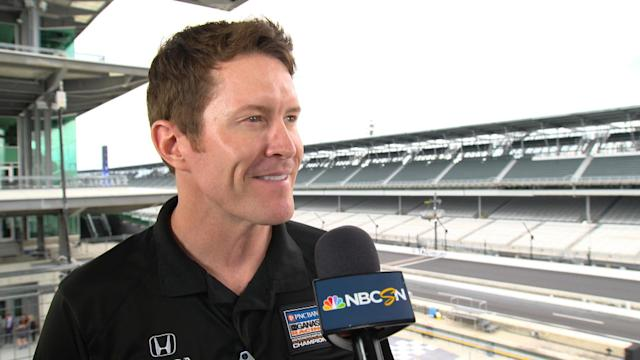 Scott Dixon on preparing for the Indy 500