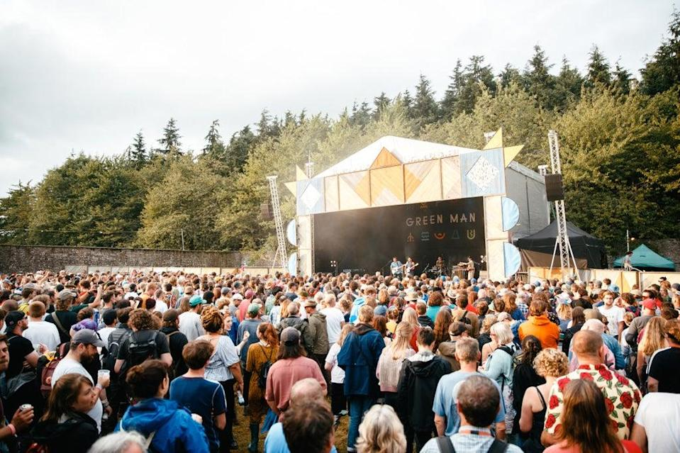 Green Man is one of the best festivals to confirm its plans for 2022  (Press image)