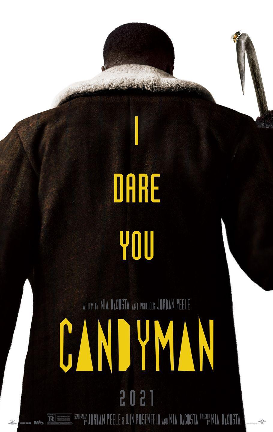 """<p>No matter how many times you said his name (kidding, please don't do that), the long-awaited <em>Candyman</em> sequel did not show up in 2020. But this Jordan Peele-produced, Nia DaCosta-directed follow-up to <a href=""""https://www.amazon.com/Candyman-Virginia-Madsen/dp/B008P3STH0/?tag=syn-yahoo-20&ascsubtag=%5Bartid%7C10051.g.35153138%5Bsrc%7Cyahoo-us"""" rel=""""nofollow noopener"""" target=""""_blank"""" data-ylk=""""slk:the 1992 horror classic"""" class=""""link rapid-noclick-resp"""">the 1992 horror classic</a> is finally coming in 2021. It stars Yahya Abdul-Mateen II as Anthony, the grown-up version of the baby who was kidnapped by the Candyman in the prior movie and rescued by Helen Lyle. Twenty-eights years later, Anthony has moved on—until a chance encounter unveils the horrific truth of his past.</p><p><strong>In theaters August 27.</strong></p>"""