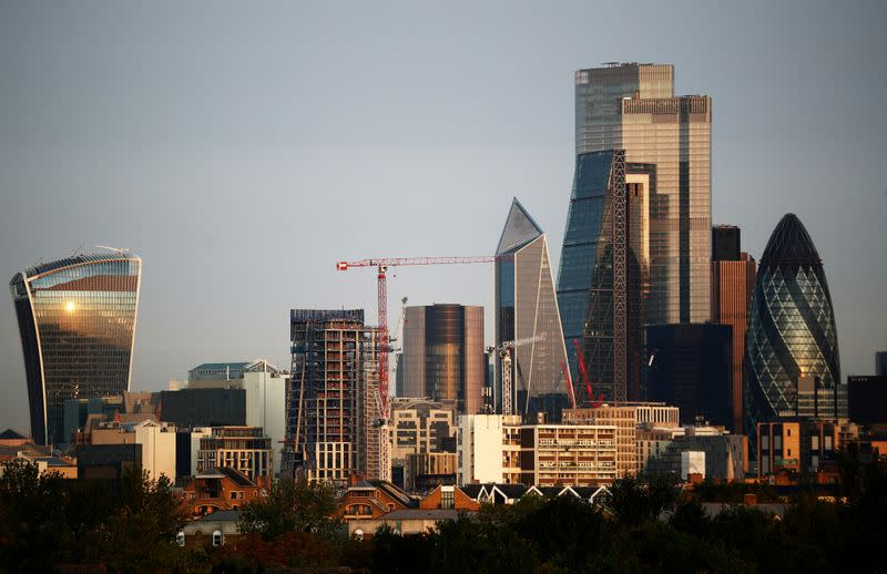 UK financial services firms turn cautiously optimistic - CBI