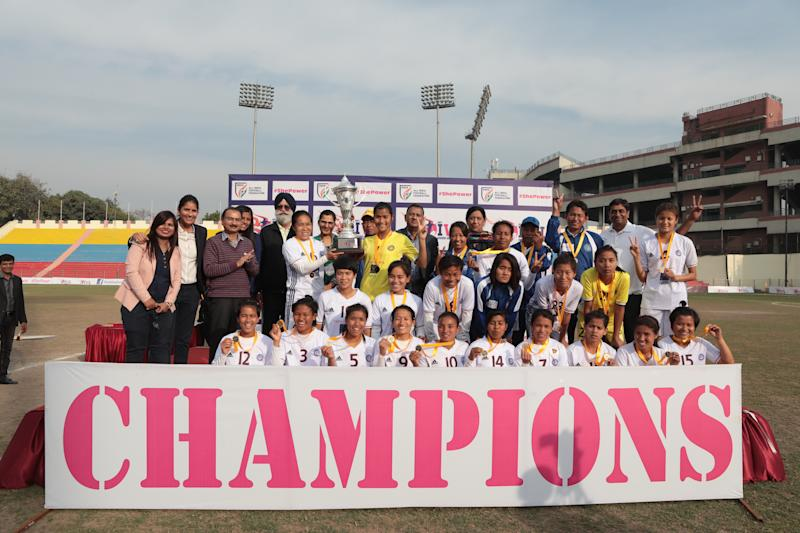 Your guide to Indian Women's League 2017-18