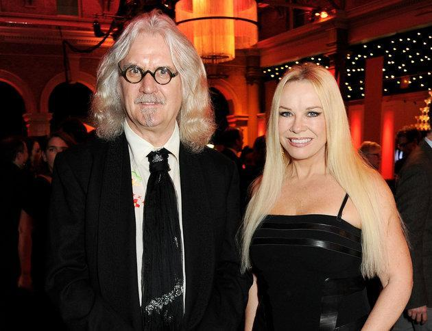 Billy Connolly and wife Pamela Stephenson (Credit: Getty)