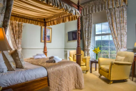 "<p>One of the most highly-rated places to stay in the Brecon Beacons, the <a href=""https://go.redirectingat.com?id=127X1599956&url=https%3A%2F%2Fwww.booking.com%2Fhotel%2Fgb%2Fthe-manor-crickhowell.en-gb.html%3Faid%3D2070935%26label%3Dplaces-stay-brecon-beacons&sref=https%3A%2F%2Fwww.countryliving.com%2Fuk%2Ftravel-ideas%2Fstaycation-uk%2Fg34821964%2Fplaces-to-stay-brecon-beacons%2F"" rel=""nofollow noopener"" target=""_blank"" data-ylk=""slk:Manor Hotel"" class=""link rapid-noclick-resp"">Manor Hotel</a> lords over the Usk Valley from its lofty position on the side of the Black Mountains. </p><p>Inside, it's anything but intimidating: expect a warm welcome, hearty food and bright, spacious bedrooms that mirror the green hues outside with natural pastels inside and striking wooden furniture. </p><p>Guests can also work up a sweat at the fully equipped gym, take some time out at the indoor pool, or tuck into fresh food sourced from the hotel's own farm. </p><p><a class=""link rapid-noclick-resp"" href=""https://go.redirectingat.com?id=127X1599956&url=https%3A%2F%2Fwww.booking.com%2Fhotel%2Fgb%2Fthe-manor-crickhowell.en-gb.html%3Faid%3D2070935%26label%3Dplaces-stay-brecon-beacons&sref=https%3A%2F%2Fwww.countryliving.com%2Fuk%2Ftravel-ideas%2Fstaycation-uk%2Fg34821964%2Fplaces-to-stay-brecon-beacons%2F"" rel=""nofollow noopener"" target=""_blank"" data-ylk=""slk:CHECK AVAILABILITY"">CHECK AVAILABILITY</a></p>"