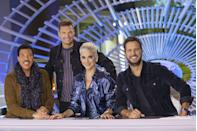 "<p>Most <em>American Idol</em> seasons have had three judges, but some have had four. To avoid a split 50/50 vote, the show has implemented a majority rule. That means if a contestant faces a four-judge panel, they must receive at least <a href=""https://screenrant.com/american-idol-rules-constestants-need-follow/"" rel=""nofollow noopener"" target=""_blank"" data-ylk=""slk:three yeses"" class=""link rapid-noclick-resp"">three yeses</a> to move forward.</p>"