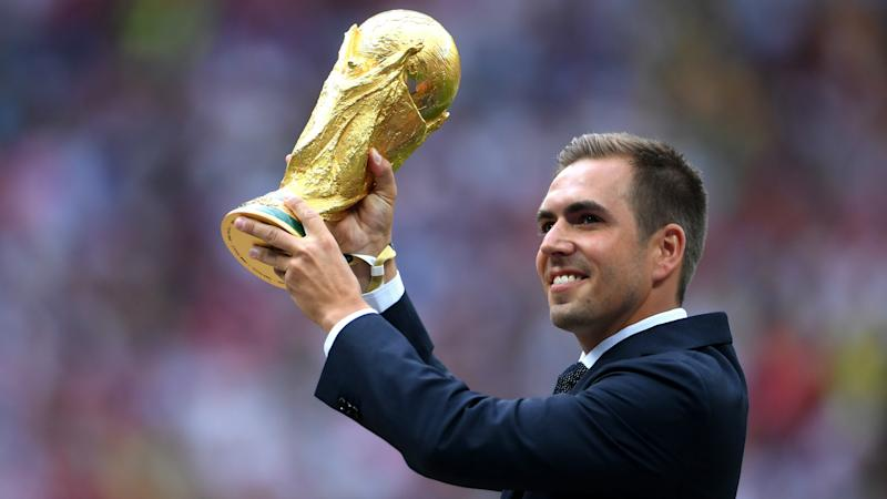 Coronavirus: Lahm says footballers are in the spotlight and must prove 'role model' status