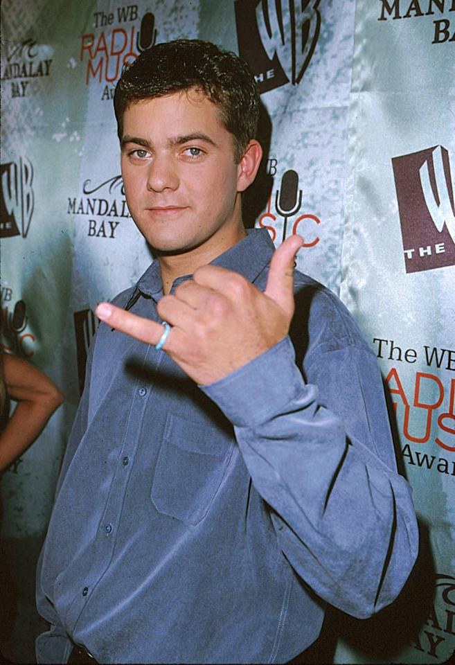 "After his first starring role in the 1992 Disney hit ""The Mighty Ducks,"" Joshua Jackson embedded himself in our hearts forever as lovable Pacey Witter on the 1998-2003 teen drama ""Dawson's Creek."" Steve Granitz/<a href=""http://www.wireimage.com"" target=""new"">WireImage.com</a> - October 28, 1999"