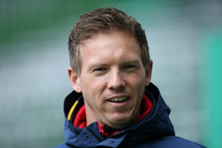 Ready for the spotlight: Julian Nagelsmann has agreed to take over European champions Bayern Munich