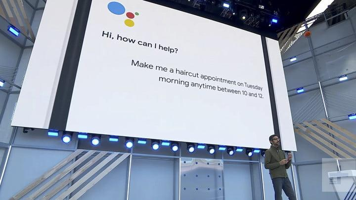 google duplex hands on io2018 2835