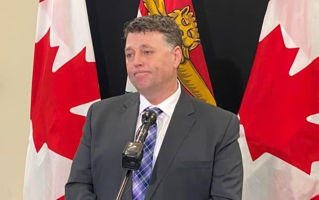 P.E.I. Premier Dennis King spoke with Prime Minister Justin Trudeau and Ontario Premier Doug Ford on Saturday about possible help from the Island. (Kirk Pennell/CBC - image credit)