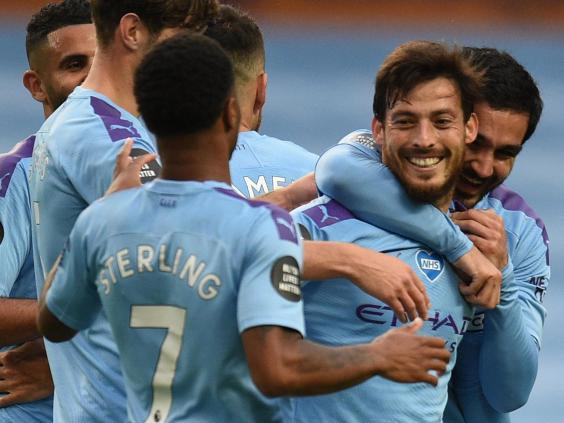 The ruling is a landmark one for City and the game (POOL/AFP via Getty Images)