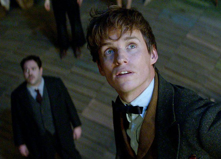 Eddie Redmayne as Newt Scamander - Credit: Warner Bros.