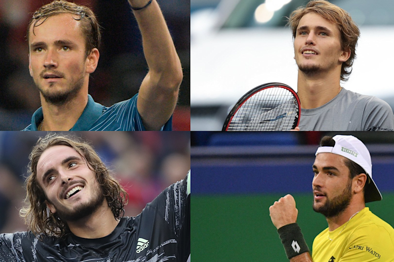 Shanghai Masters Has the Youngest Masters 1000 Semi-final Line-up in 12 Years
