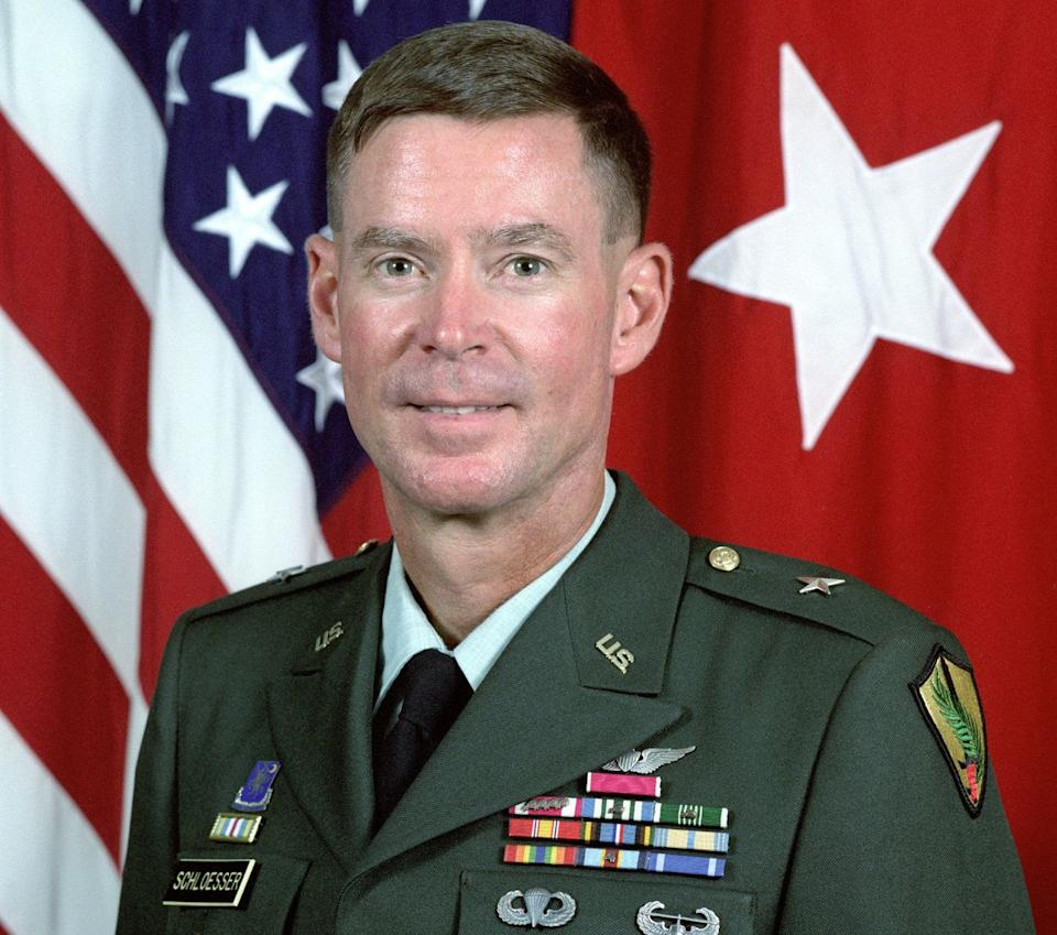 Gen. Jeff Schloesser, who commanded the 101st Airborne Division in Afghanistan between March 2008 and July 2009.   (Photo: U.S. Army/Scott Davis)