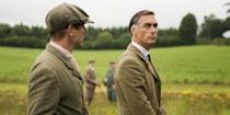 """<p>Emma Thompson's husband, <a href=""""https://www.tvwise.co.uk/2015/10/netflixs-the-crown-adds-greg-wise-as-series-regular/"""" rel=""""nofollow noopener"""" target=""""_blank"""" data-ylk=""""slk:Greg Wise"""" class=""""link rapid-noclick-resp"""">Greg Wise</a>, is a seasoned actor. While you might not have realized it upon first watch, Wise played Lord Mountbatten in Season 1 of <em>The Crown</em>—in real life, Mountbatten was both Elizabeth's second cousin and Philip's uncle, which is truly the definition of """"keeping it in the family.""""</p>"""