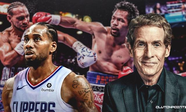 Skip Bayless Tells Story Of His Encounter With Uncle Dennis At Pacquiao-Thurman Fight