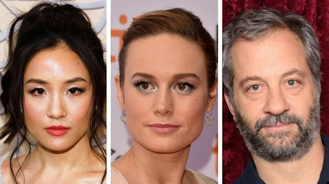 Celebrities are rallying around the victims who came forward to expose decades of sexual harassment allegations against heavy-hitter director Harvey Weinstein in a New York Times piece.