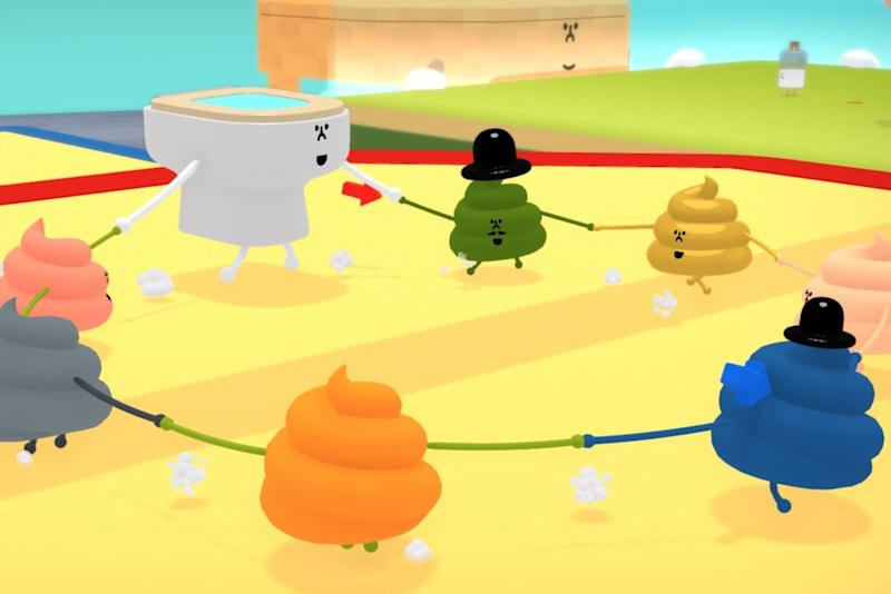 Wattam ships this December for PS4 and PC