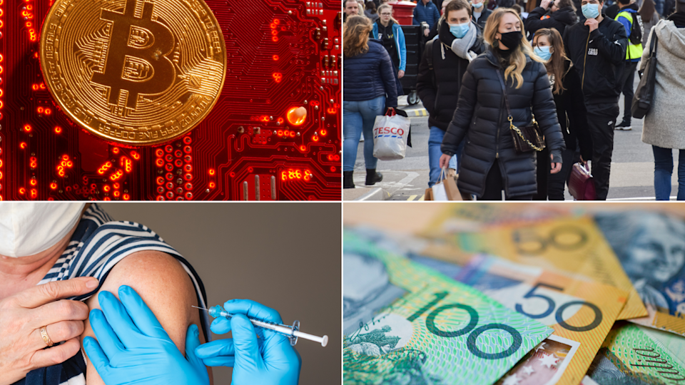 Bitcoin markets panic amid new proposed rules. Source: Getty/Yahoo Finance