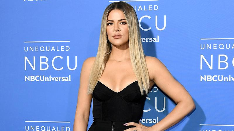 Khloe Kardashian Admits She's Worried She'll Never Get Her Pre-Baby Body Back