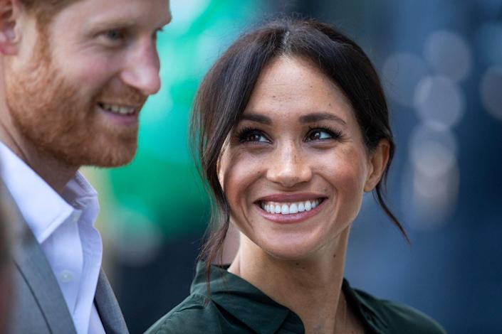 Of Course This SJP-Approved Stylist Was Behind Meghan Markle's Best Hair Moment