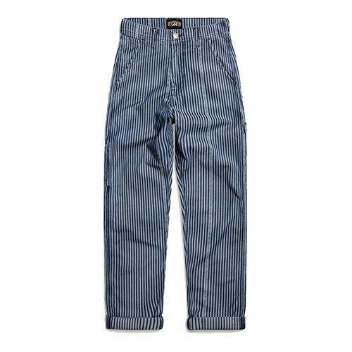 """<p><a class=""""link rapid-noclick-resp"""" href=""""https://eu.lee.com/uk-en/shop/men/shop-by-category/jeans/carpenter-jean-in-denim-workwear-stripe-L71COIRL.html"""" rel=""""nofollow noopener"""" target=""""_blank"""" data-ylk=""""slk:SHOP"""">SHOP</a></p><p>""""The very cool new team-up from Aries and denim icon Lee features a few incredibly key pieces, but the highlight is these lightweight 'carpenter' jeans in a railroad stripe. Loose-cut, non-stretch denim fit for the Nineties, but suitable for the now, too.""""</p><p><strong>Charlie Teasdale, Style Director</strong></p><p>£195, <a href=""""https://eu.lee.com/uk-en/shop/men/shop-by-category/jeans/carpenter-jean-in-denim-workwear-stripe-L71COIRL.html"""" rel=""""nofollow noopener"""" target=""""_blank"""" data-ylk=""""slk:lee.com"""" class=""""link rapid-noclick-resp"""">lee.com</a></p>"""