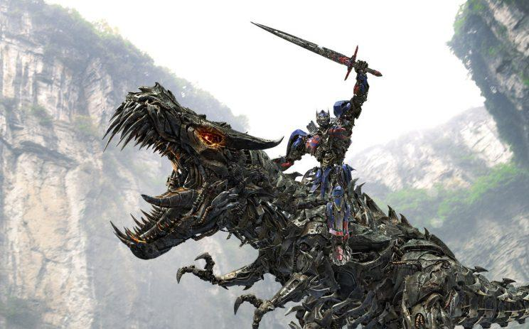 Justified and ancient... Transformers story heading for Ancient Rome? - Credit: Paramount