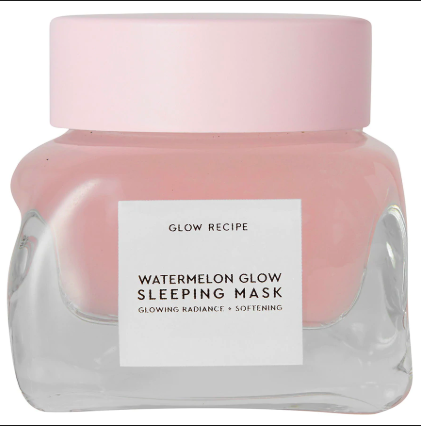 "<p>There's a reason this <a href=""https://www.refinery29.com/en-us/2019/04/228127/spring-skin-care-products-trends-2019#slide-1"" rel=""nofollow noopener"" target=""_blank"" data-ylk=""slk:fruit-loaded"" class=""link rapid-noclick-resp"">fruit-loaded</a> face mask sold out in under five hours and generated a <a href=""https://www.refinery29.com/en-us/glow-recipe-watermelon-mask-review"" rel=""nofollow noopener"" target=""_blank"" data-ylk=""slk:1,000-person waitlist"" class=""link rapid-noclick-resp"">1,000-person waitlist</a>. The gel mask truly locks in moisture, and has become an R29 favorite <a href=""https://www.refinery29.com/en-us/2018/01/187690/overnight-skin-care-treatments"" rel=""nofollow noopener"" target=""_blank"" data-ylk=""slk:overnight treatment"" class=""link rapid-noclick-resp"">overnight treatment</a> and <a href=""https://www.refinery29.com/en-us/travel-face-masks"" rel=""nofollow noopener"" target=""_blank"" data-ylk=""slk:travel essential."" class=""link rapid-noclick-resp"">travel essential.</a> Its ice cube-inspired jar and <a href=""https://www.refinery29.com/en-us/light-pink-nail-polish"" rel=""nofollow noopener"" target=""_blank"" data-ylk=""slk:pastel pink"" class=""link rapid-noclick-resp"">pastel pink</a> coloring makes it especially Instagram-worthy, too.</p><br><br><strong>Glow Recipe</strong> Watermelon Glow Sleeping Mask, $22, available at <a href=""https://www.sephora.com/product/watermelon-glow-sleeping-mask-P420160#locklink"" rel=""nofollow noopener"" target=""_blank"" data-ylk=""slk:Sephora"" class=""link rapid-noclick-resp"">Sephora</a>"