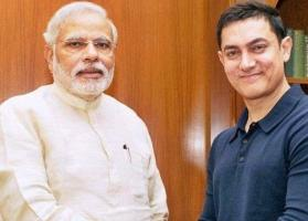PM Modi thanks Aamir Khan for supporting move to ban single-use plastic