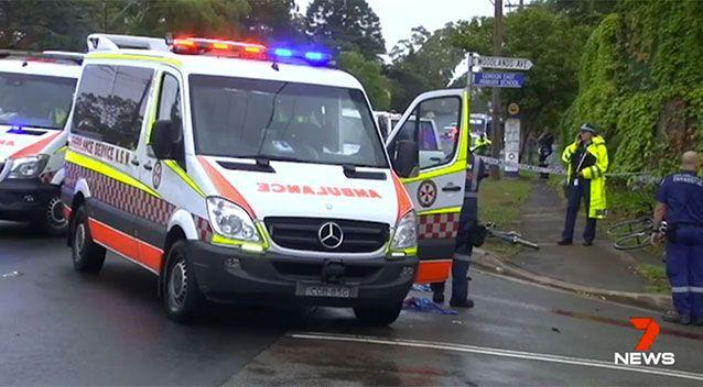 Road deaths in NSW are up in 2016. Source: 7 News