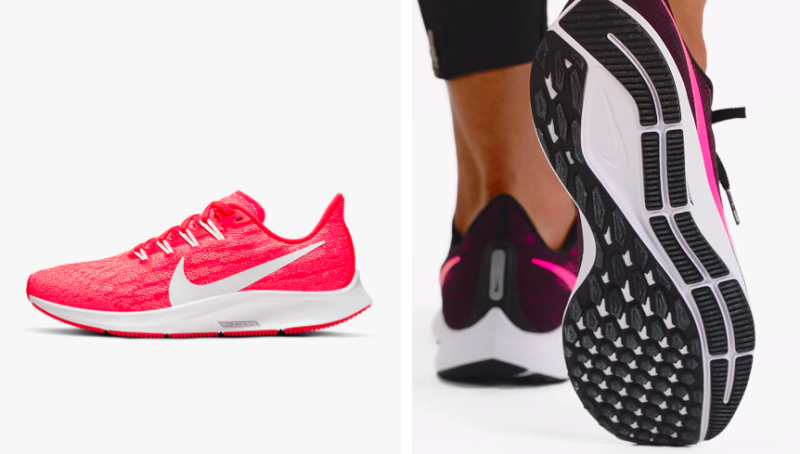 Women running shoe, Nike Air Zoom Pegasus 36, S$159.90 (was S$199). PHOTO: Nike