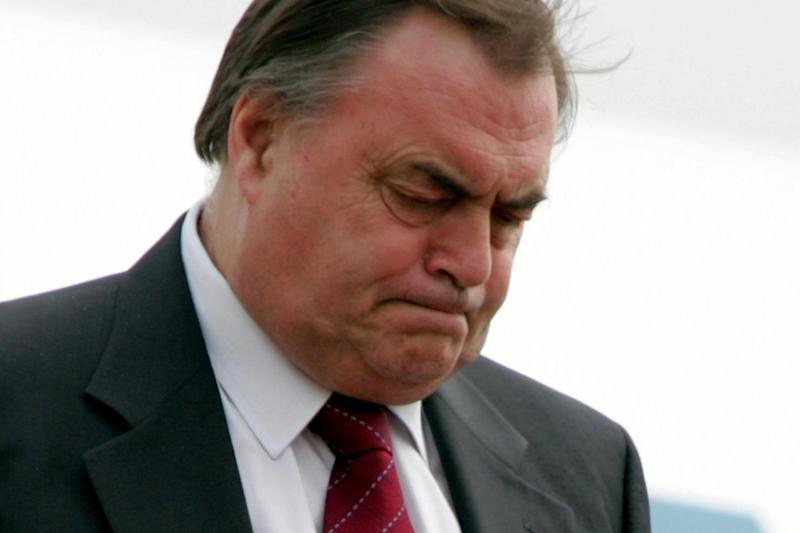 Sensational claims: John Prescott claimed Ian Paisley's phone was hacked by security services