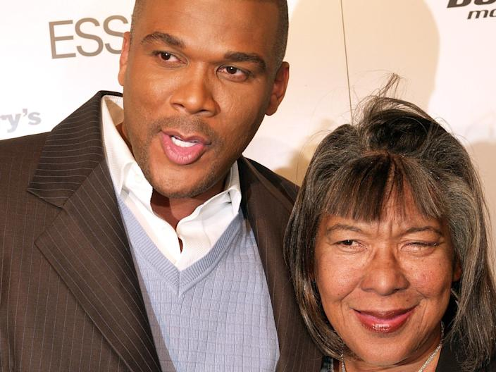 Tyler Perry mother
