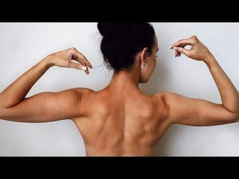 """<p>Sculpt your back in under 20 minutes with Coach Kel and her posture-focused workout. Expect slow strength training exercises and engaging the mind-muscle connection. </p><p><strong>Equipment: </strong>Dumbbells, <a href=""""https://www.womenshealthmag.com/uk/gym-wear/a31691972/best-resistance-bands/"""" rel=""""nofollow noopener"""" target=""""_blank"""" data-ylk=""""slk:looped resistance band"""" class=""""link rapid-noclick-resp"""">looped resistance band</a></p><p><strong>How long? </strong>17 minutes<strong><br></strong></p><p><a href=""""https://www.youtube.com/watch?v=Ll7BghTxbs8&ab_channel=CoachKel"""" rel=""""nofollow noopener"""" target=""""_blank"""" data-ylk=""""slk:See the original post on Youtube"""" class=""""link rapid-noclick-resp"""">See the original post on Youtube</a></p>"""