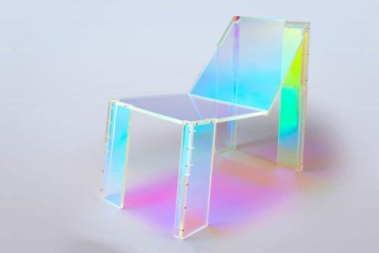 "<p>If you've got a thing for French house music — or just dig funky furniture with a cool backstory — <i>this</i> is the chair of your dreams. Called <a href=""http://www.joogiidesign.com/the-french-touch-chair"">French Touch</a>, designed by <a href=""https://www.instagram.com/jfelippelli/?hl=en"">Juliette Mutzke-Felippelli</a> for Los Angeles-based design studio <a href=""http://www.joogiidesign.com/"">Joogii</a>, it was conceived to the tunes of Daft Punk's album <i>Alive 1997. (Photo: <a href=""http://www.joogiidesign.com/"">Joogii</a>)</i></p>"