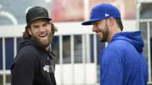 Cubs the favorite to land Bryce Harper, according to one oddsmaker