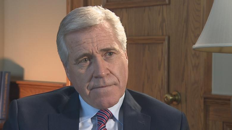 'Not my idea,' Dwight Ball says as Emera takes majority equity stake in Muskrat Falls link