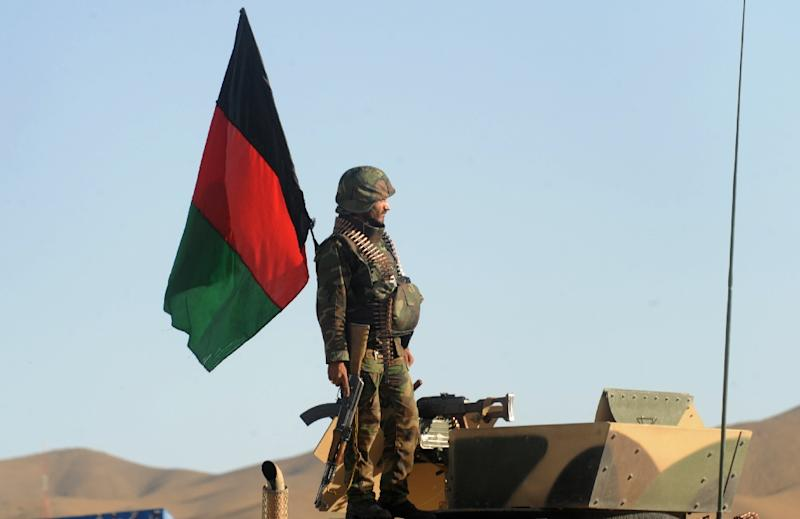 Afghanistan is battling a 14-year Taliban insurgency (AFP Photo/Massoud Hossaini)