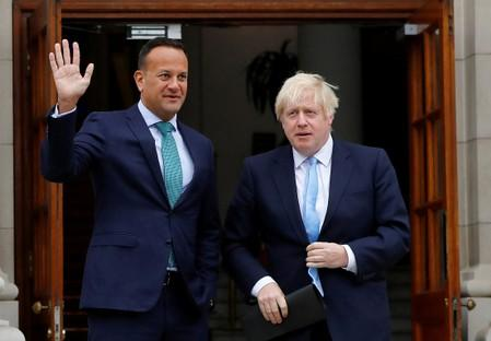 Ireland doubts UK PM's ability to pass any new Brexit deal