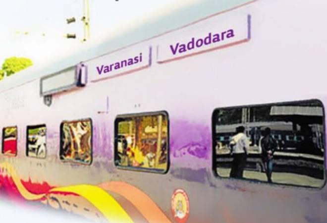 With today's launch, Indian Railways will now have three Mahamana  Express trains. So far, the Railways runs two Mahamana Express trains.