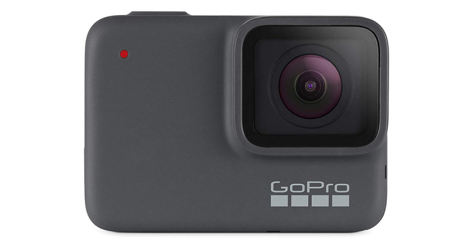 GoPro HERO7 Black - Foto: Amazon México