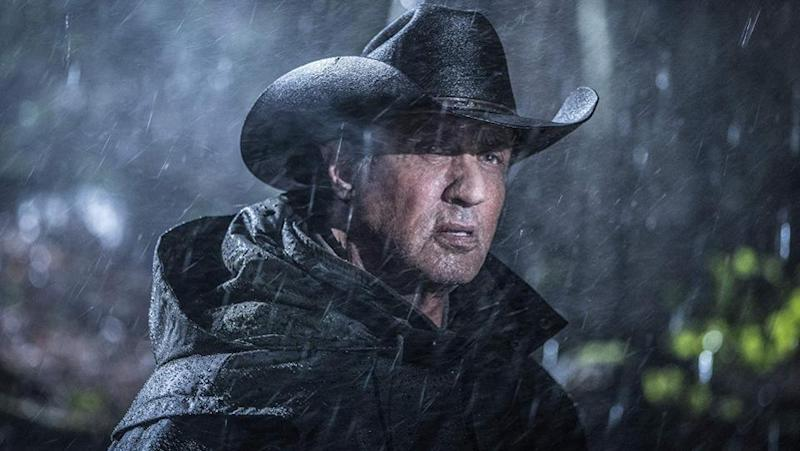 Sylvester Stallone in Rambo: Last Blood (Credit: Lionsgate)