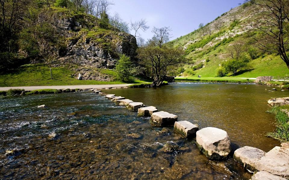 Dovedale, River - Getty