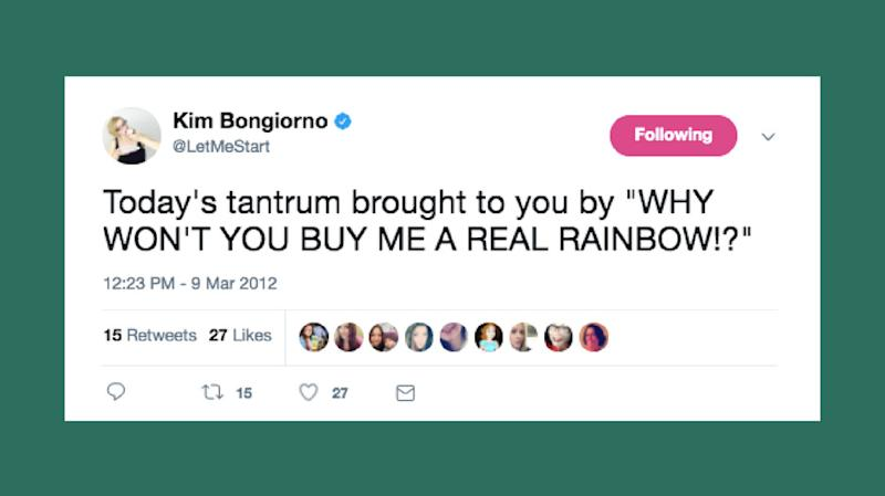 20 Funny Tweets For Any Parent Who's Suffered Through A Kid's Tantrum